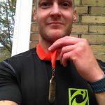 Mark halve marathon 1;43u