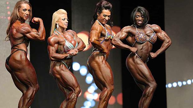 mooie lichamen van vrouwen